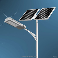road/ street/ highway good price led solar outdoor light with timer