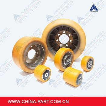 PU Wheels for Forklift
