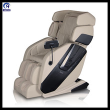 "2017 NEWEST DESIGN ""L"" TRACK FROM HEAD TO FEET FULL BODY MASSAGE CHAIR"