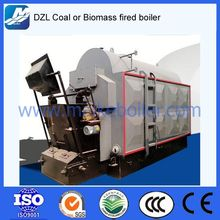 wood chip steam boiler