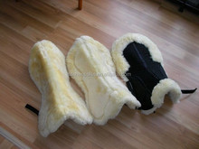 Wholesale Sheepskin Horse Saddle Pad saddles for horse racing