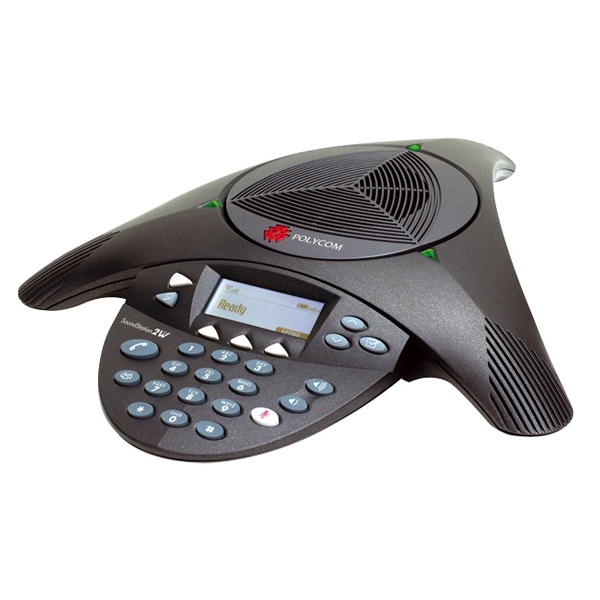Polycom SoundStation 2 EX Conference Phone 2201-16200-001