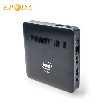 Newest Intel Apollo Lake N3450 Ubuntu Linux Mini PC Comes with VESA mount
