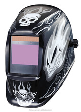 WELDING HELMET LARGE SIZE/PERFECT SHAPE