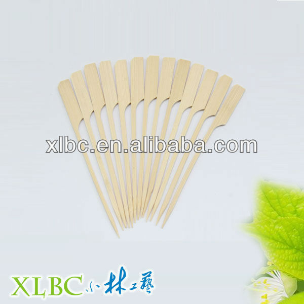 Cheap bamboo teppo sticks for bbq