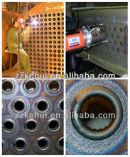 KHB12-80 Orbit inverter tube to tubesheet welder