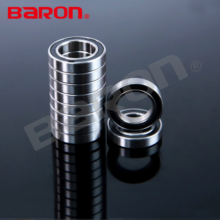 high-level heat treatment deep grooved ball bearing 6802 2rs used in rc car