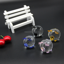 3d laser crystal animal glass souvenirs crystal souvenirs