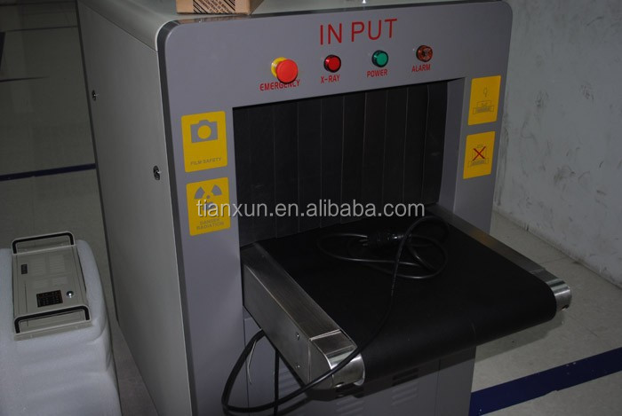 500*300 X- Ray Scanning Machine for Food Industry