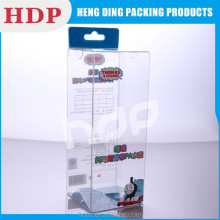 Factory Offer Customizable Clear Acetate Packaging Box