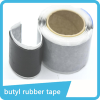 double sided butyl rubber tape