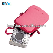 Camera case bag/neoprene camera bag/funky digital camera bag