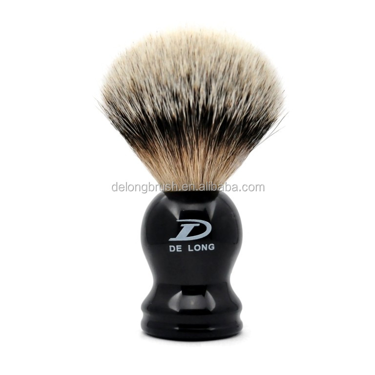 Silvertip Badger Shaving Brush with High Quality Resin Handle