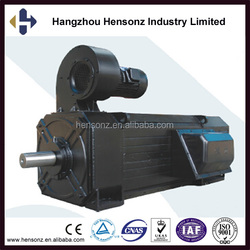 IE1/IE2 Dc High Torque Electric Direct Drive Motor For Harbor