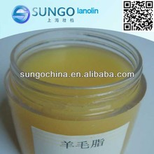 Lanolin anhydrous cosmetic raw material USP grade