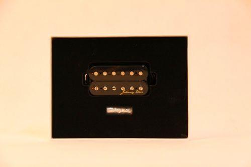 Johnny Eleca Black Electric Guitar Pickup Humbucker PGH-4B-B