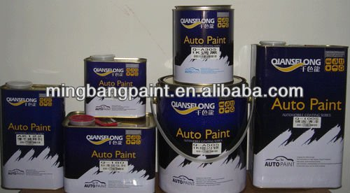 motorcar paint(primer,lacquer,color,thinner,hardener,putty)-auto paint