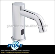 High Quality Taiwan made automatic bathroom hotel electronic Sensor tap Faucet