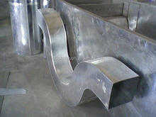 Galvanized Steel Sheet For Ventilation Duct