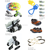 Hot Sale Ice Snow Anti Slip Silicone Spikes Grippers Grips Cleats Shoes Boots Overshoe Crampons