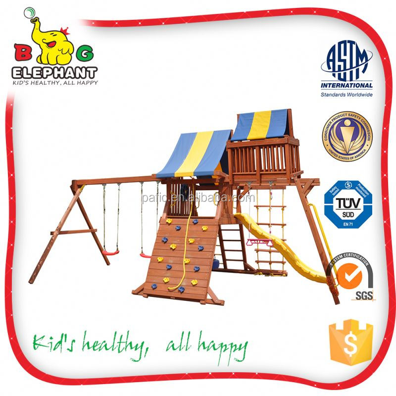 Popular Safety Toys Factory Children Playground Equipment China