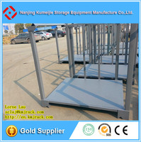 High Quality Durable Portable Stacking Post Pallet Racks