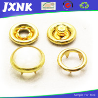 garment button supplier pearl prong snap fastener
