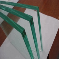 12mm thick tempered safety float glass price