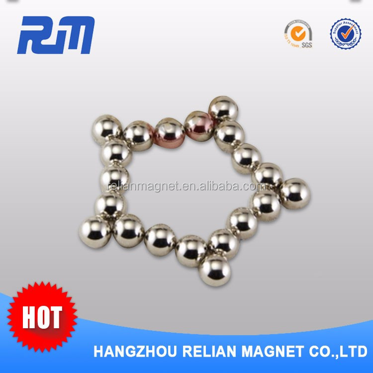 Sell well new type 5mm magic magnetic ball