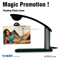 magnetic floating women and animal sex photo frame