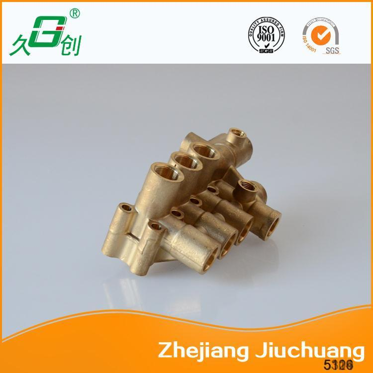 OEM Industrial Heavy Duty High Pressure Plunger Pump For Car Cleaning