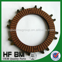 Strong Friction Power Motorcycle Clutch Friction , Friction Material Clutch Disc, motor friction plate