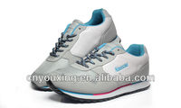Light breathable comfortable mesh running shoes for men