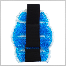 Non-Toxic Soft Reusable Gel Beads Ice Pack For Cold Use