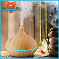 Hot design style 300ml ultrasonic mist maker/air cleaning diffuser