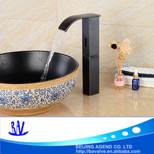 Hot and cold water basin automatic water sensor faucet bathroom faucet