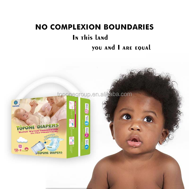 Made In China High Absorption Sleepy Baby Diapers With Good Quality
