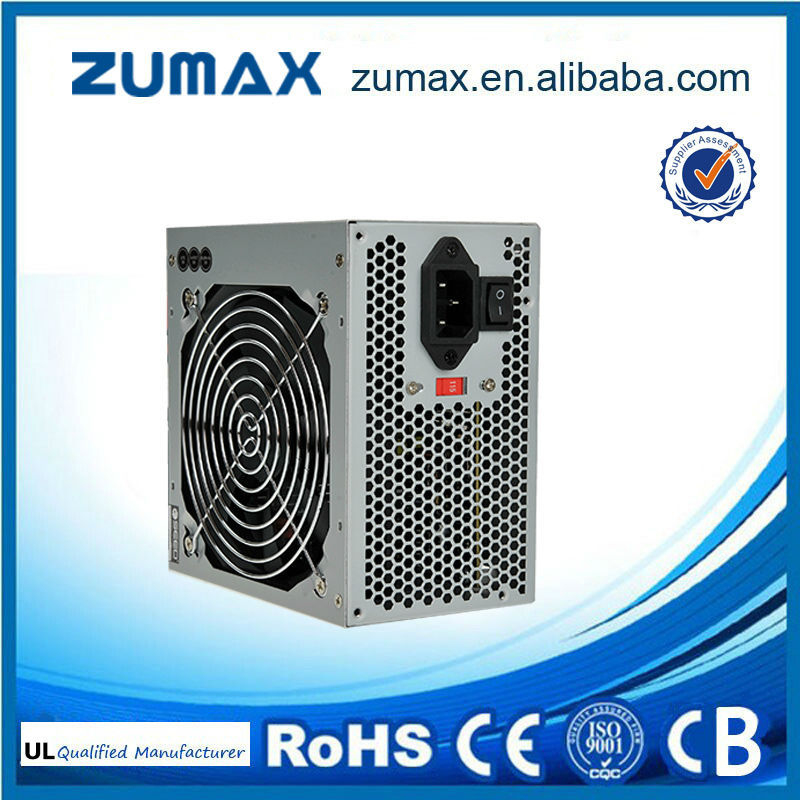 ZU250 250W Status CE ROHS ATX desktop PSU cheap computer parts