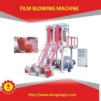 plastic garbage bag China blowing film machine for sale