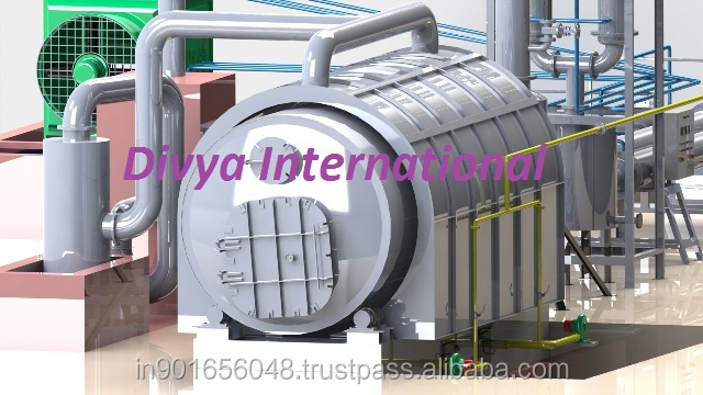 Tyre to Furnace oil plant
