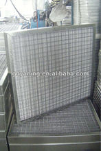consumable filter ,dust collect filter for cleanroom