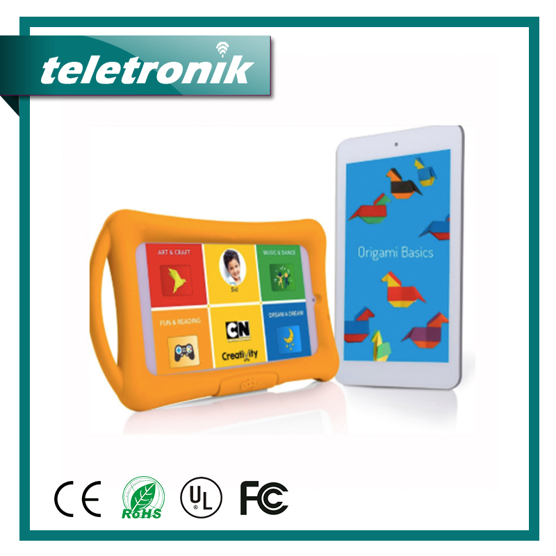 Professional Manufacturer Education Toy Smart Android Mid Kids Tablet Wholesale