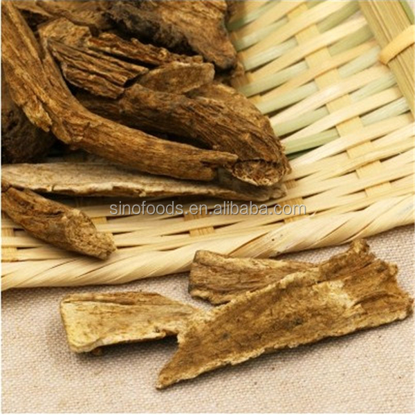 tu mu xiang high quality wholesale dried inula root slices/radix inulae/elecampane inula root slices