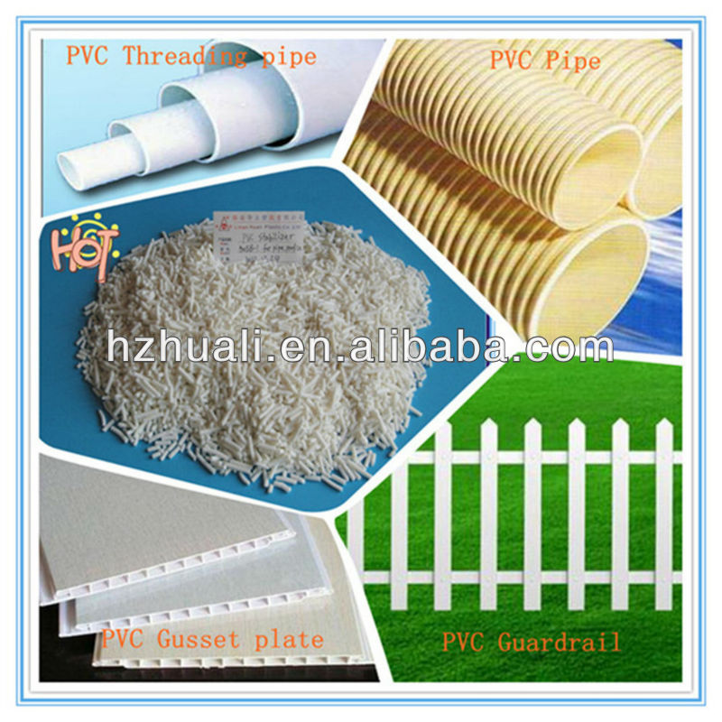 PVC Stabilizer for drain,threading pipe and pvc guardrail