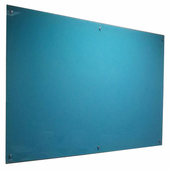 Classroom white board, tempered glass whiteboard for classroom