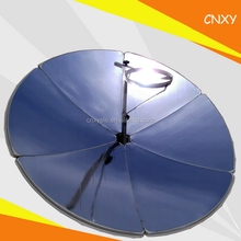new type Concentrator portable solar cooker