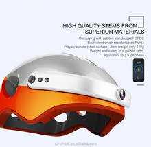 C6 intelligent motorcycle and scooter helmet with HD camera and bluetooth