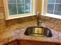 Granite and Marble Kitchen Countertop