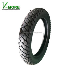 China Tubeless Tires Motorcycle Tires 110/90-17
