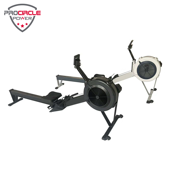 Fitness Magnetic Rowing Machine RM-<strong>001</strong> with Magnetic Heavy Duty Flywheel